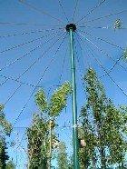 Faunia Aviary complex