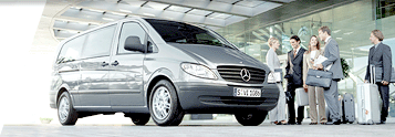 Madrid airport transfers in comfort and style