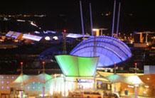 Shopping center image