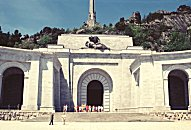 valley of the fallen tomb, valle de los caidos tomb, madrid guide spain