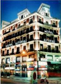 Hostal Asturias Madrid