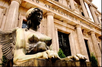 Madrid archaelogical museum