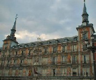 Madrid monuments,  Plaza mayor