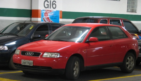 Madrid hire car agencies at the airport have many dedicated pick up and drop off points.