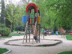 ...and the habitual playpark