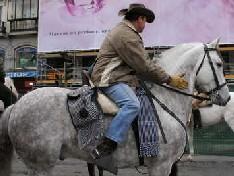 Typical Spanish Farmer