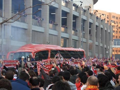 Atletico Madrid coach, Madrid derby