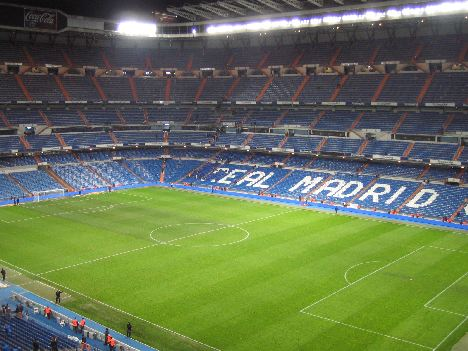 Real Madrid photo - West Side