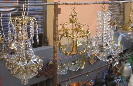 A chandelier for the dining room?