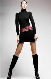 Madrid fashion week model