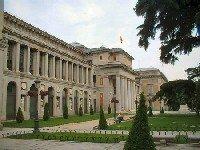 Museo del Prado enterance