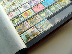 A selection from the SundaysMadrid stamp market