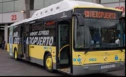 Madrid airport bus