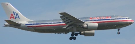 American Airlines flies daily to Madrid