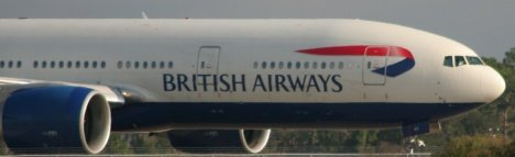British Airways offers flights from three London airports to Madrid