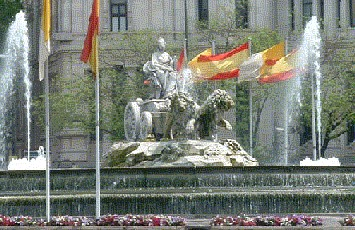 Ciebeles fountain