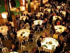 Dining al fresco in Madrids culture