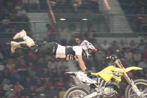 Madrid motocross 2006 freestyle championship