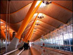 Madrid airport - Terminal 4