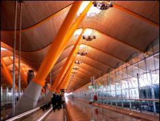 Madrid airport - Terminal 4