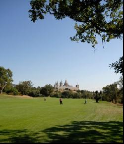 Golf in Spain, Madrid