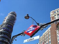 Madrid metro access