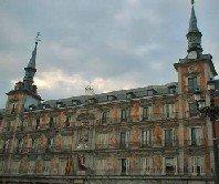 Madrid monuments,  Plaza mayor
