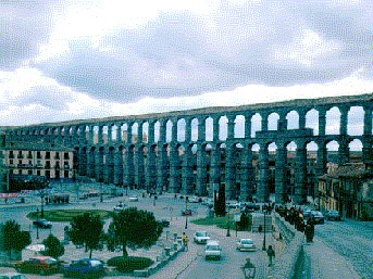 Segovia guide aquaduct
