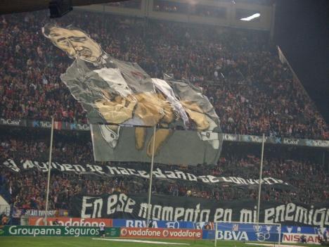 Atletico Madrid Ultras
